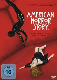 American Horror Story - Season 1 (4 DVDs)