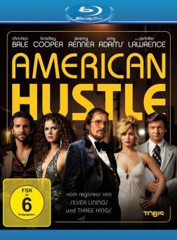 American Hustle (2013) [Blu-ray]