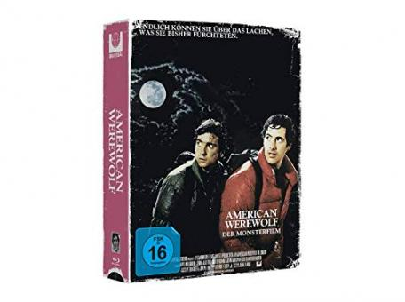 American Werewolf in London (Limited VHS-Tape Edition) (1981) [Blu-ray]