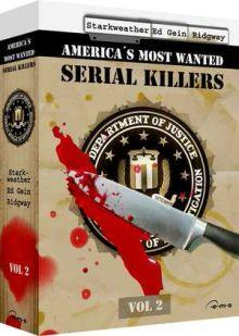 America's Most Wanted Serial Killers, Vol. 2 (3 DVDs)