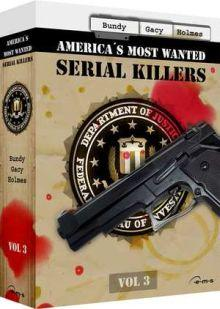 America's Most Wanted Serial Killers, Vol. 3 (3 DVDs)