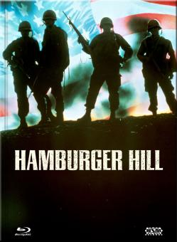 Hamburger Hill (Limited Mediabook, Blu-ray+DVD, Cover C) (1987) [Blu-ray]