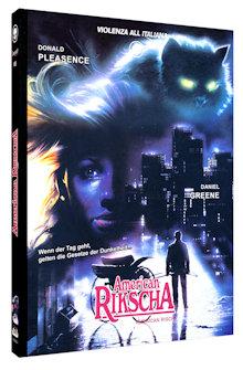 American Rikscha (Limited Mediabook, Blu-ray+DVD, Cover A) (1989) [FSK 18] [Blu-ray]