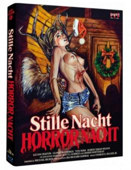 Stille Nacht, Horror Nacht (Limited Mediabook, Cover C) (1984) [FSK 18] [Blu-ray]