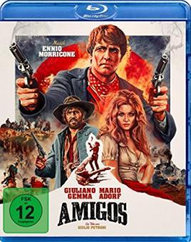 Amigos (1968) [Blu-ray]