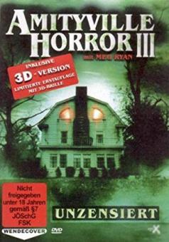Amityville Horror 3 (1983) [FSK 18] [Gebraucht - Zustand (Sehr Gut)]