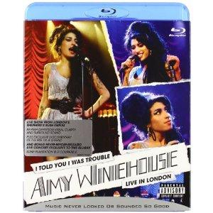 Amy Winehouse - I Told You I Was Trouble/Live in London (2007) [Blu-ray]