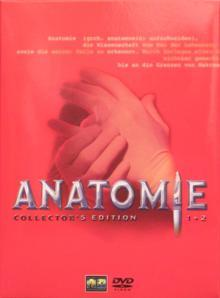 Anatomie 1+2 (3 DVDs Collector's Edition)