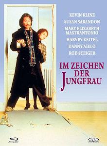 Im Zeichen der Jungfrau (Limited Mediabook, Blu-ray+DVD, Cover B) (1989) [Blu-ray]