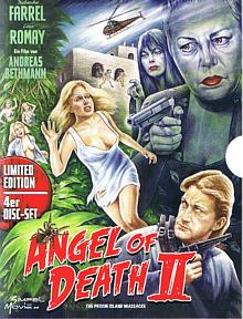 Angel of Death 2 (4 DVDs, Limited Uncut Edition) (2007) [FSK 18]