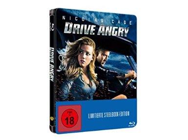 Drive Angry (Steelbook) (2011) [FSK 18] [Blu-ray]