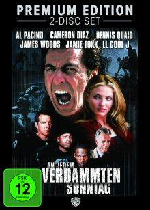 An jedem verdammten Sonntag (Premium Edition, Director's Cut, 2 DVDs) (1999)