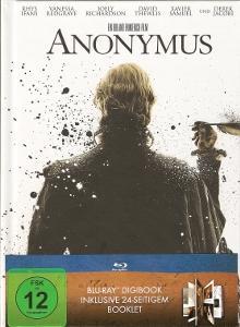 Anonymus (Mediabook) (2011) [Blu-ray]