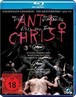 Antichrist (2009) [FSK 18] [Blu-ray]