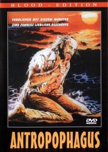 Man-Eater (Antropophagus) (1980) [FSK 18] [Gebraucht - Zustand (Sehr Gut)]