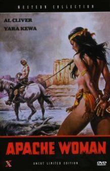 Apache Woman (Große Hartbox, Limitiert auf 666 Stück) (1976) [FSK 18]