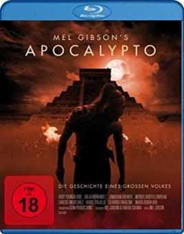 Apocalypto (OmU) (2006) [FSK 18] [Blu-ray]