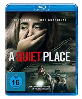 A Quiet Place (2018) [Blu-ray]