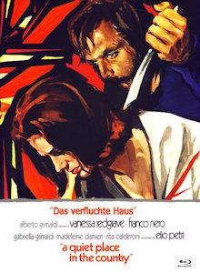 Das Verfluchte Haus (Limited Mediabook, Blu-ray+DVD, Cover C) (1969) [Blu-ray]