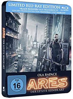 Ares - Der Letzte seiner Art (Uncut, Limited Steelbook) (2016) [Blu-ray]