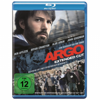 Argo - Extended Cut (2012) [Blu-ray]