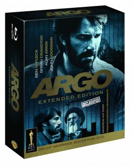 Argo - Extended Cut (Collector's Edition) (2012) [Blu-ray]