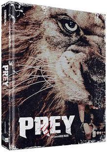 Prey - Beutejagd (Limited Mediabook, Blu-ray+DVD, Cover D) (2016) [FSK 18] [Blu-ray]