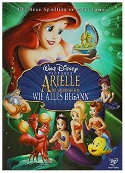 Arielle, die Meerjungfrau - Wie alles begann (2008)