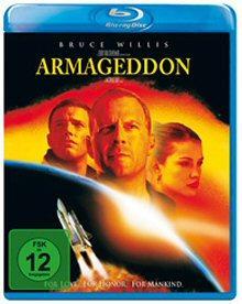 Armageddon - Das jüngste Gericht (1998) [Blu-ray]