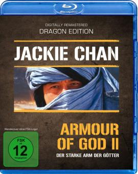 Armour Of God 2 - Der starke Arm der Götter (1991) [Blu-ray]
