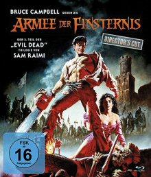 Die Armee der Finsternis - Tanz der Teufel 3 (Director's Cut) (1992) [Blu-ray]