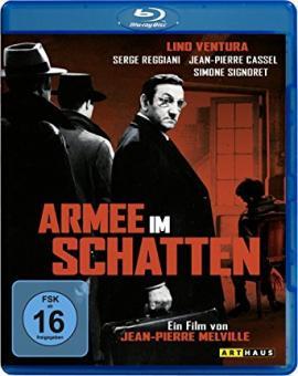 Armee im Schatten (1969) [Blu-ray]