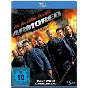 Armored (2009) [Blu-ray]