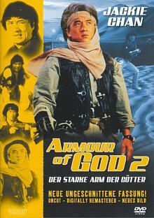 Armour Of God 2 - Der starke Arm der Götter (1991)