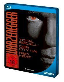 Arnold Schwarzenegger - Steel Edition (Uncut) (3 Discs) [Blu-ray]
