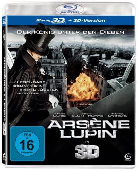Arsene Lupin (inkl. 2D Version) (2004) [3D Blu-ray]