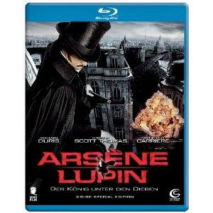 Arsene Lupin (2-Disc Special Edition) (2004) [Blu-ray]