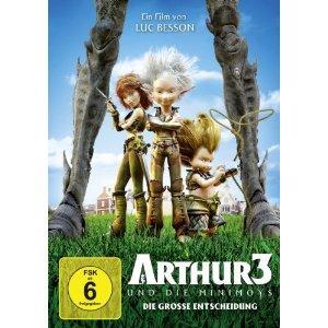 Arthur und die Minimoys 3 - Die große Entscheidung (2010)