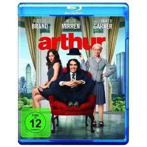 Arthur (2011) [Blu-ray]