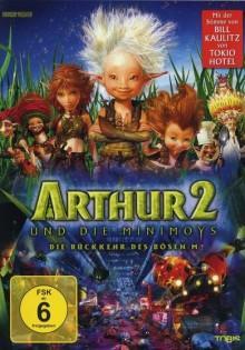 Arthur und die Minimoys 2 - Die Rückkehr des bösen M (2009)