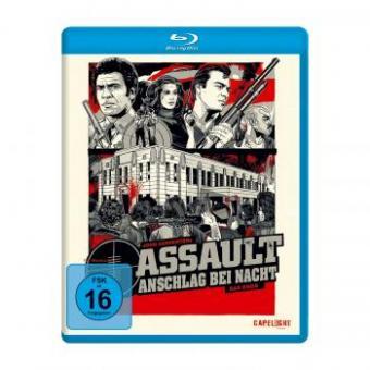 Assault - Anschlag bei Nacht (1976) [Blu-ray]
