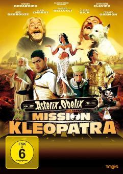 Asterix & Obelix: Mission Kleopatra (2002)