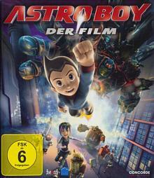 Astro Boy - Der Film (2009) [Blu-ray]