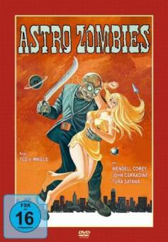 Astro Zombies (kleine Hartbox) (1968) [FSK 18]