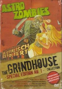 Astro-Zombies - Roboter des Grauens (Grindhouse Collection No. 1, inkl. Sammelschuber) (1968) [FSK 18]