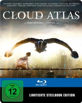 Cloud Atlas (Limited Steelbook) (2012) [Blu-ray]