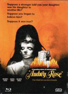 Audrey Rose - das Mädchen aus dem Jenseits (Limited Mediabook, Blu-ray+DVD, Cover B) (1977) [Blu-ray]