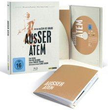 Außer Atem - StudioCanal Collection (1960) [Blu-ray]