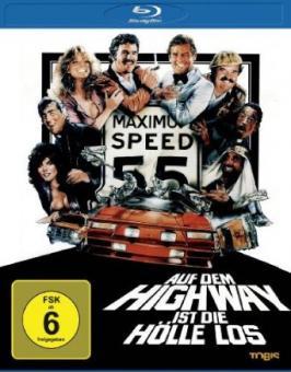 Auf dem Highway ist die Hölle los (1981) [Blu-ray]