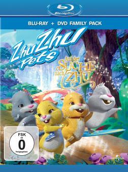 Auf der Suche nach Zhu (Blu-ray+ DVD) (2011) [Blu-ray]